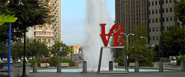 LOVE Park (John F. Kennedy Plaza)